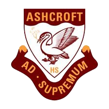 Ashcroft High School logo
